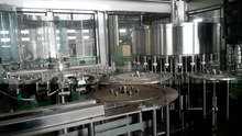 Stainless steel high quality full automatic 5000bph bottled drinking water production bottling equipment