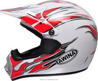 motorcross FULL FACE HELMET dot motor casco plastic helmet motorcycle off road helmet