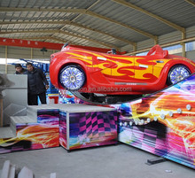 Mini flying car amusement rides/Amusement revolving rides/Rotation rides