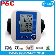 Digital Electronic sphygmomanometer Omron style Upper Arm blood pressure monitor