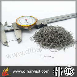 2015 Hot Sale Stainless Steel Fibres for Refractory Cement