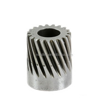Spiral bevel gears manufactured in China/OEM steel spiral bevel gear