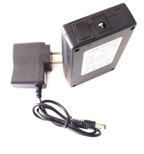 Portable battery pack 12v 3800mah rechargeable lithium ion battery high quality supplier