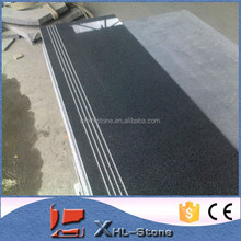 Popular Cheap High Quanity Polished Padang Dark G654 Granite Stairs