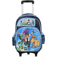 cartoon school bags trolly backpack school set back pack for boys wholesales