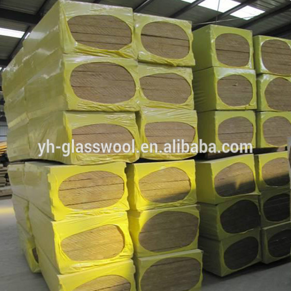 Heat Ceiling Insulation Rock Wool Panel Rockwool Thermal