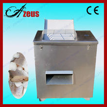 Azeus stainless steel electric fresh fishing cutting tool