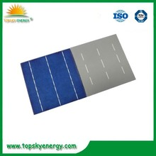156*156mm polycrystalline silicon solar cells 4.0w-4.28W for solar panels,immediately delivery