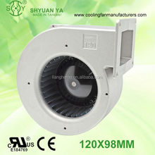 High Volume Kitchen Air Intake and Exhaust Fans
