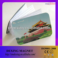 OEM folding magnetic address phone book