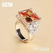 18 karat gold rings high quality hot sales stainless steel casting ring
