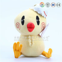 new design wholesale plush stuffed toys chicken for sale