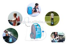 mini lovego concentrador de oxígeno portátil