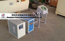 induction melt furnace/ lab electric furnace/ Forno a induzione