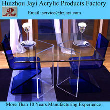 OEM Customized Design colored or clear modern acrylic designer chairs