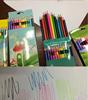 12pcs/card 18pcs/card 24pcs/card color pencil