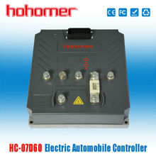 High-Quality HC-07D60 45 kW High-Stability Intelligent AC Electrical Motor Controller for Electric Mini-Bus