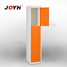 with drawer metal used standard size ivory color office furniture zhenhai for education project 3 door cupboard