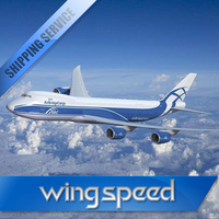 cheap air freight rates from China to worldwide