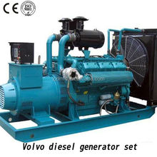 Best-selling and high quality volvo 250kva diesel generator price