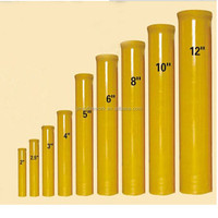 best selling high quality fireworks fiberglass mortar tube,fiberglass mortar tube for professional fireworks show