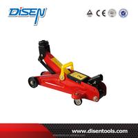 2T345mm manual hydraulick automatic car lifting floor jack