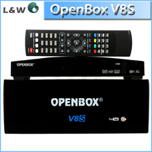 Openbox V8S HD Satellite Receiver Decoder Openbox v8 Combo S V8 DVB S2 Openbox V8S 600 MHZ Support USB WIFI WEB TV