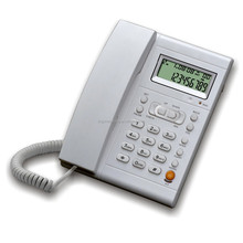 Cheap Stock Caller ID Corded Telephone