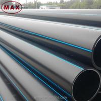 Hdpe Water Supply Pipe 1.0Mpa pressure hdpe roll pipe