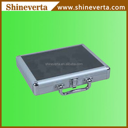 Aluminum tool box with aluminum alloy mould