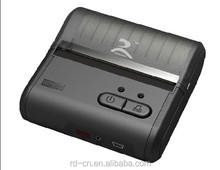 Rongda new model 72mm wifi portable mini printer with android and ios wireless printer