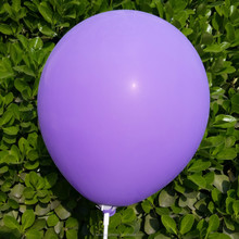 "12"" round shape standard balloon perfect for wedding decoration"