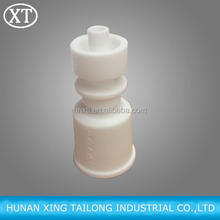 95% alumina parts/ceramic eyelets/wire guides for wire/textile