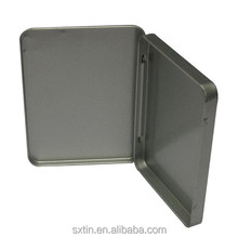 Rectangle plain metal tin boxes