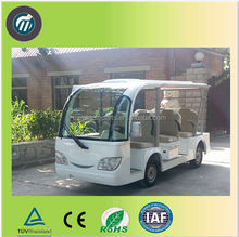 Chinese classic 8 seats electric sightseeing car for sale
