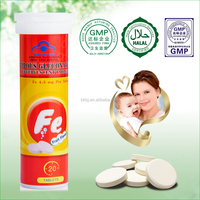 The Most Professional Effervescent Tablet Manufacturer, Iron Supplement, Iron Effervescent Tablet Iron