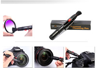 Camera Lens Cleaning Kit/lens cleaning pen for LCD screen For Canon 1000D 450D 500D 50D