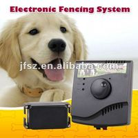 Pets Electronic Dog Fence Fencing System In Ground Outdoor Boundary 5 Acres W-227