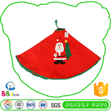 Factory Supply Top Quality Stuffed Animals Christmas Tree Decoration Bottom Skirt