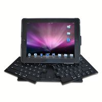 iPEGA Factory PG-IP099 Tablet pc & Mobile Phone wireless bluetooth keyboard soft case for ipad