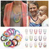 Buy direct from china very cheap fashion silicone necklace