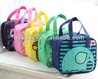 2014 heat insulation canvas mom bag baby diaper bags