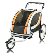 Family stroller/Baby bike trailer/baby bicycle 3 wheels for sale China 2015
