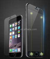 9H premium quality Japanese Asahi high clear Smart Touch tempered glass screen protector/shield/guard for Iphone 6 s