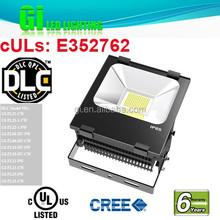 6 years warranty UL cUL (UL NO.E352762) DLCNew Hot 300 Watt Led Flood Light