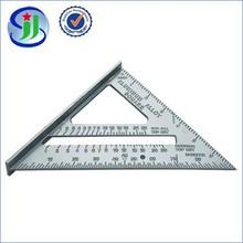 Aluminum Triangles 45/ 90 degrees Ruler Size 30cm Pen or pencil lines