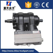 Sinotruk truck air compressor for Howo air conditioner