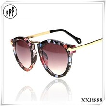 Fashion arrows sunglasses same with star Sunglasses wholesale