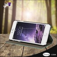 New Handmade Pu Folio Leather Smart Phone Case