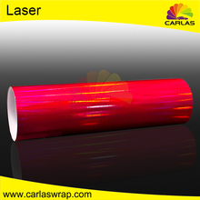 Laser Film PVC Colorful Popular car Laser wrap